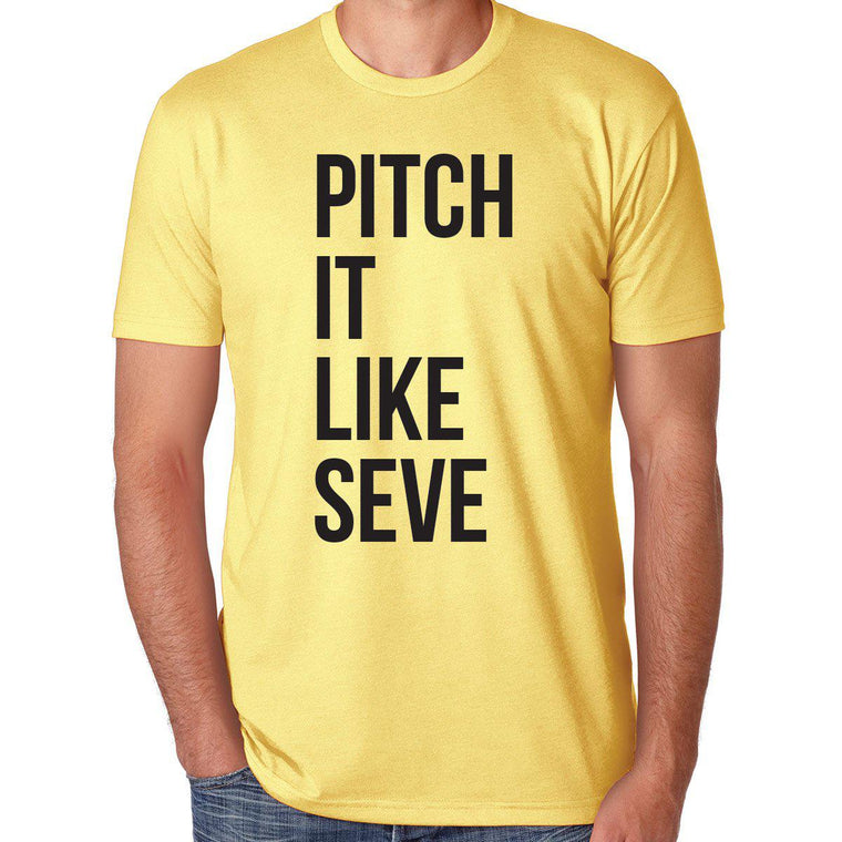 Pitch It Like Seve