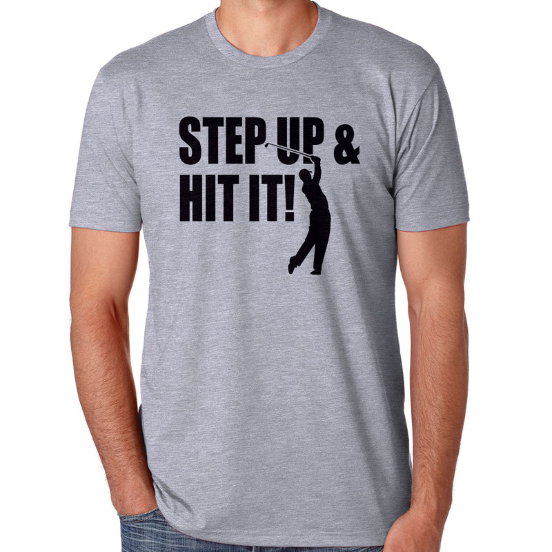 Step Up & Hit It!