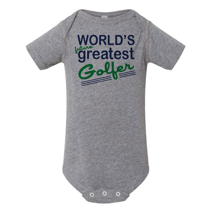 World's Greatest Golfer - Baby/Toddler