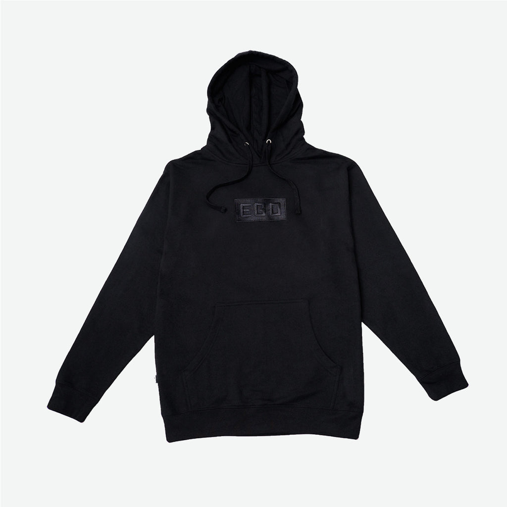 EGO CLASSIC | F/W19 Embroidered Logo Hoodie - EveryBodyGotOne
