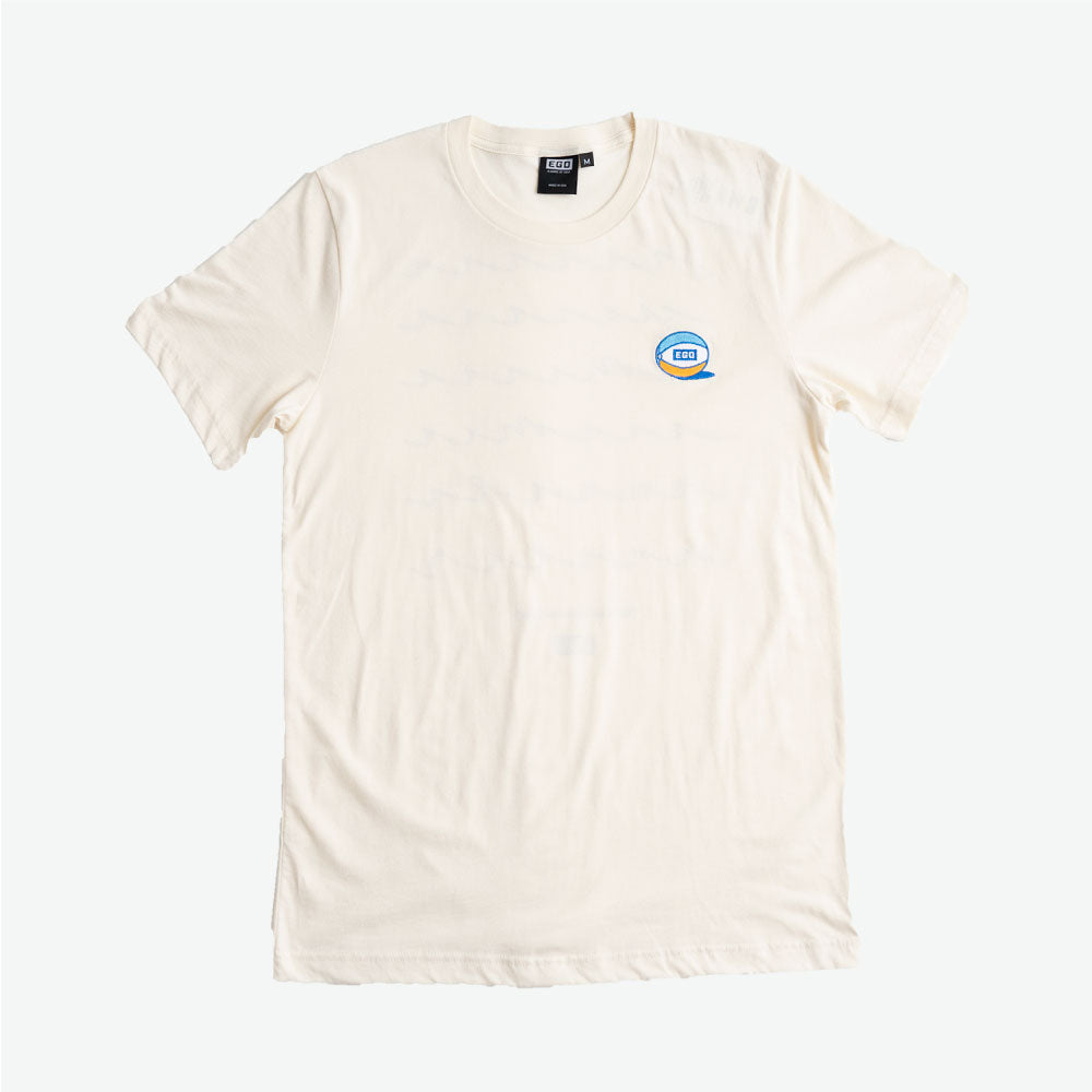 EGO The Rockaways, Beach Day Tee - Summer 2019 - EveryBodyGotOne
