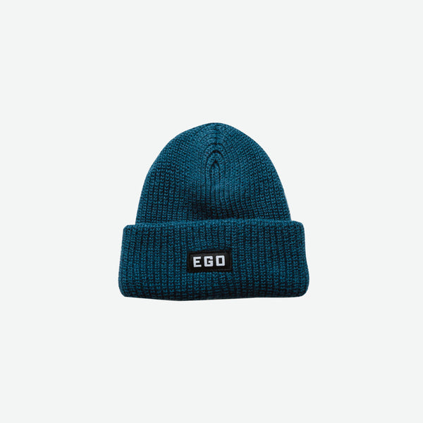 EGO CLASSIC Logo Beanie PS18 - Coral - EveryBodyGotOne