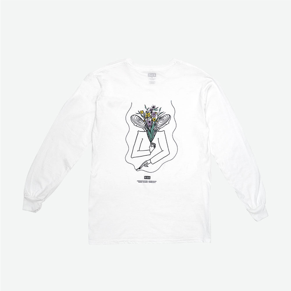 EGO Reveal Yourself L/S Tee SPRING 2019 - EveryBodyGotOne