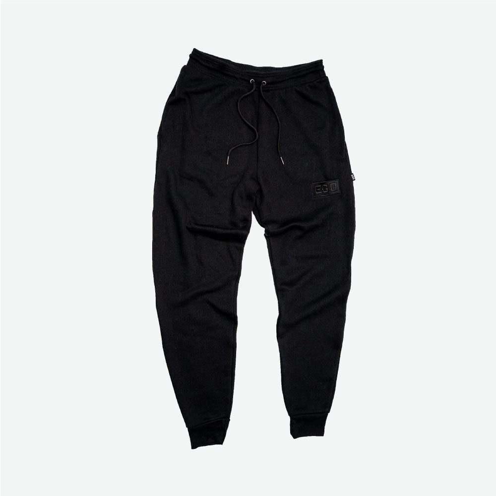 EGO CLASSIC | F/W19 Embroidered Logo Sweatpants - EveryBodyGotOne