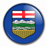 The Button Store Alberta Custom Buttons Flag Magnets Canada