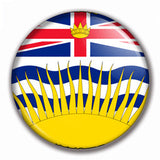 The Button Store British Columbia Custom Buttons Flag Magnets Canada