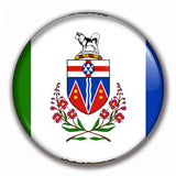 The Button Store Yukon Custom Buttons Flag Magnets Canada