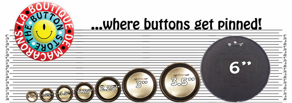 The Button Store ...where buttons get pinned!