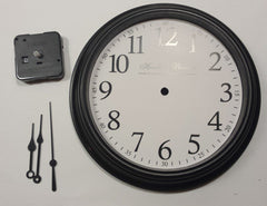 The Button Store • Montreal • Canada •  Do-it-yourself personalized dollar store clock!
