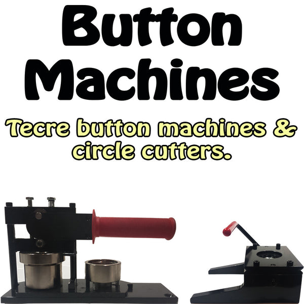 The Button Store • Canada • Button Making Machines • Circle cutters