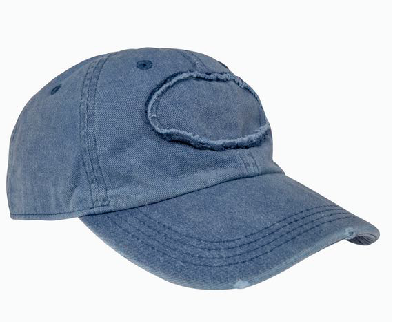 Distressed State Hat