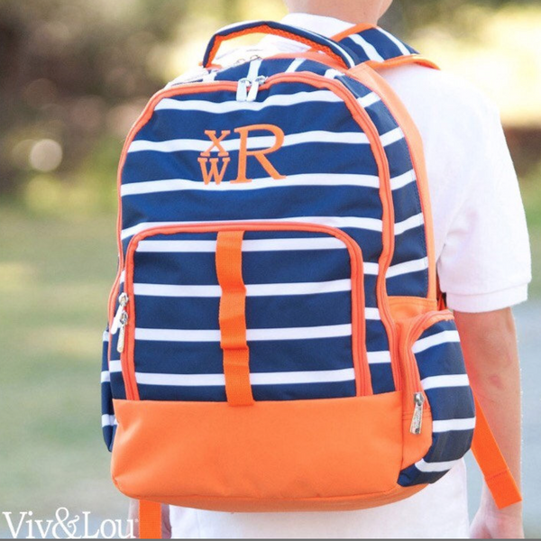 Elementary/Middle School Backpack Only