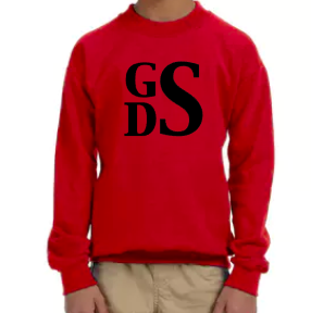 Valentine Large Monogram Sweatshirt