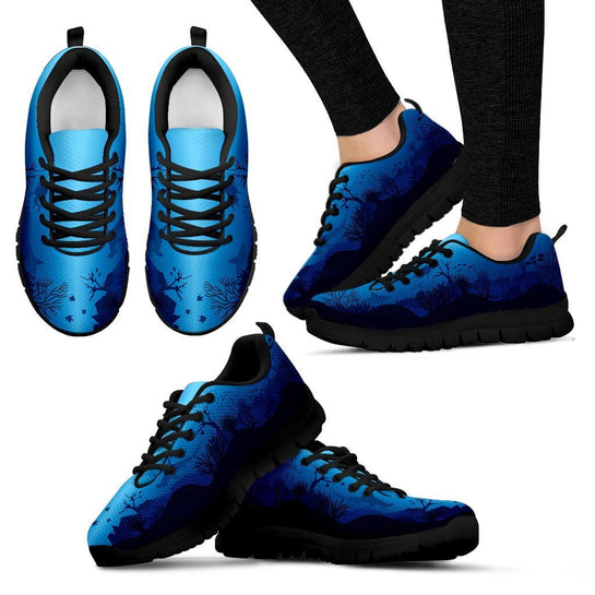 Scuba Diving Addicts Sneakers