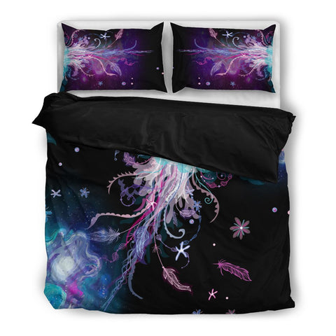 Express Delivery - Jellyfish Wonderland Bed Set Duvet and Pillow Covers