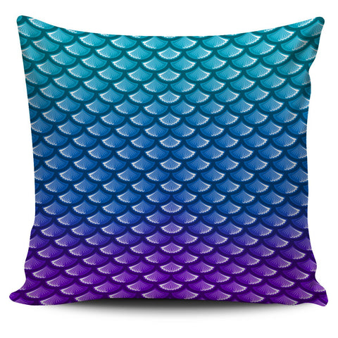 Mermaid Scales Pillow Cover