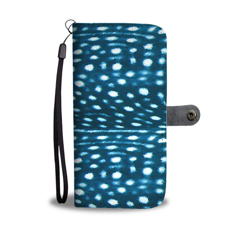 Whale Shark Phone Wallet Case