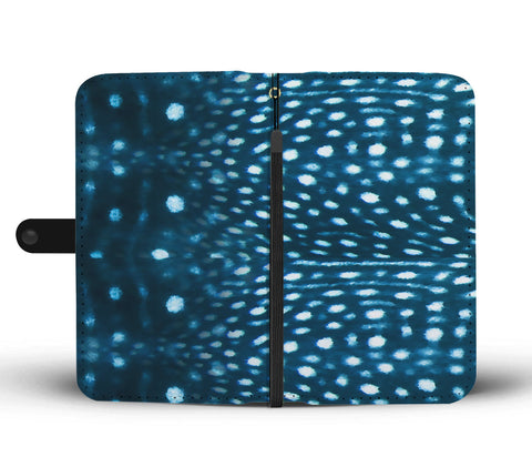 Image of Whale Shark Phone Wallet Case