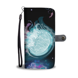 Jellyfish Wonderland Phone Wallet Case