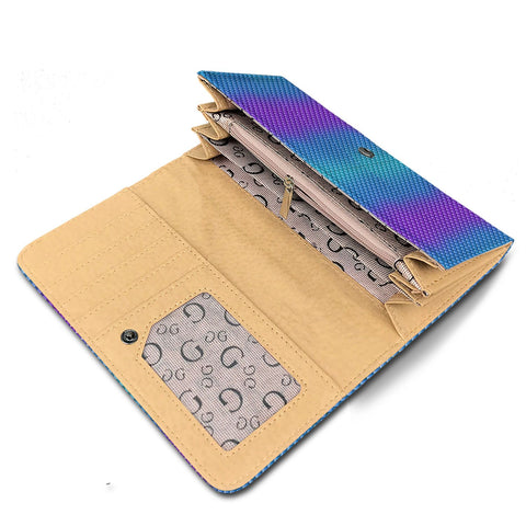 Mermaid Scales Women's Wallet