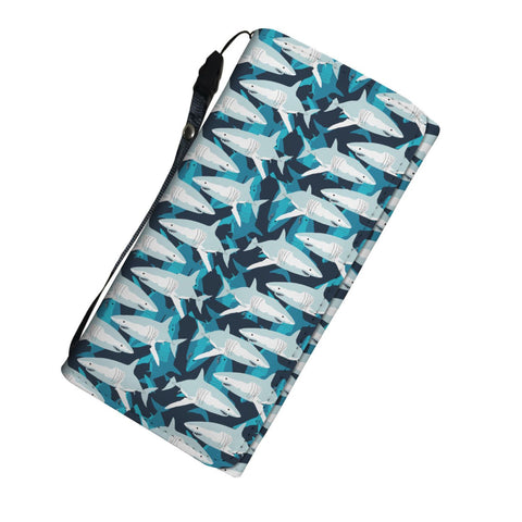 Great White Shark Women's Wallet
