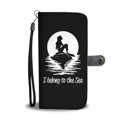 I Belong To The Sea Phone Wallet Case