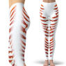 Chambered Nautilus Leggings