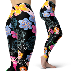 Tiny Mermaids Leggings