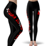 Scuba Diving Is Life Leggings