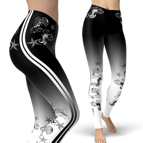 Underwater Chill Leggings