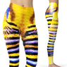 Royal Angel Fish Leggings