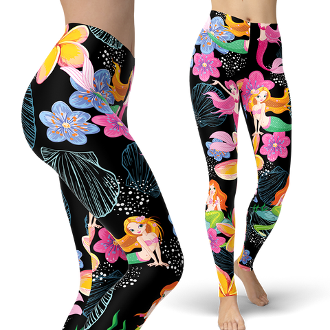 Image of Tiny Mermaids Leggings