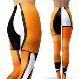 Clownfish Leggings