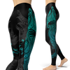 Ornamental Shark Leggings