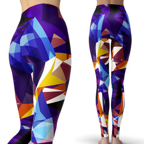 Image of Polygon Leggings