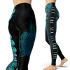Let The Sea Set You Free Leggings (Warehouse)