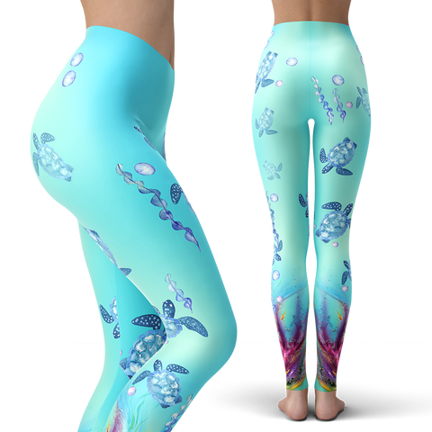 Turtles Leggings