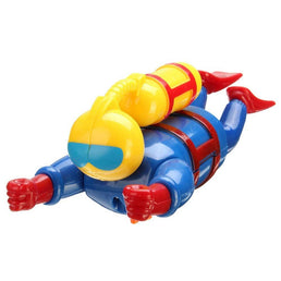 Bath Diver Wind Up Toy
