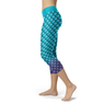 Mermaid Scales Capris