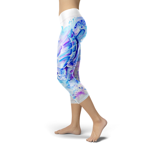 Image of Turtle Dream Capris