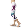 Anchor Mermaid Capris