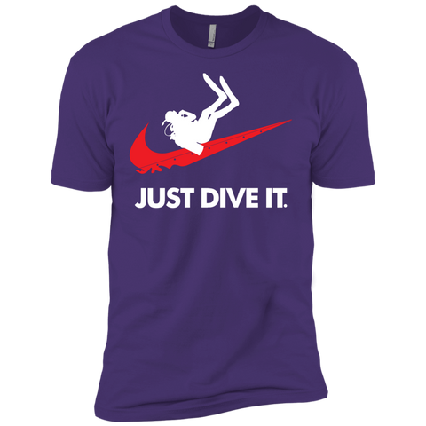 Image of Just Dive It Tees