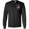 Dive Flag Long Sleeves - scubadivingaddicts