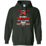 I'm A Diving Dad Just Like A Normal Dad Except Much Cooler Hoodies