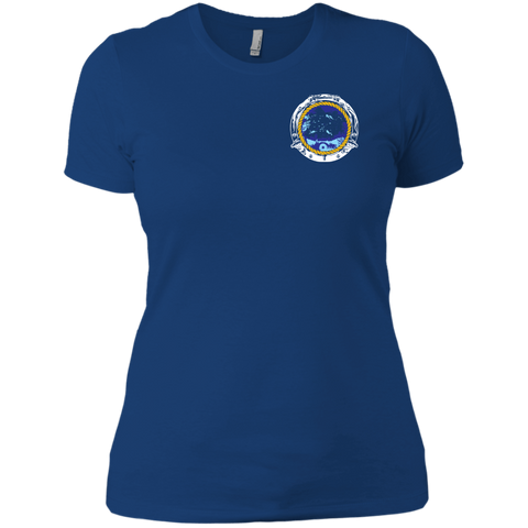 Image of 1% Is Brave Enough Ladies Tees - scubadivingaddicts