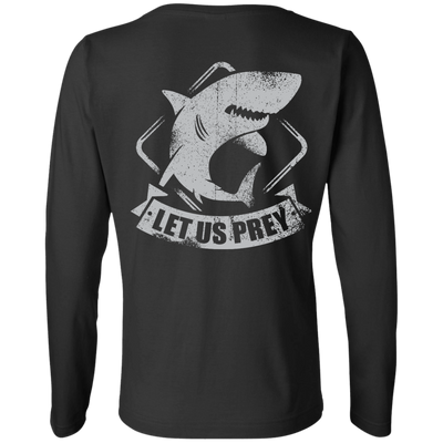 Let Us Prey Long Sleeves