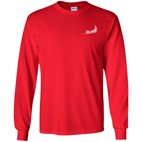 Image of Live Free Dive Hard Long Sleeves