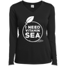 I Need Vitamin Sea Ladies Tees and V-Necks