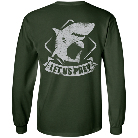 Image of Let Us Prey Long Sleeves