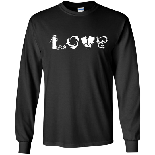 Love Scuba Long Sleeves